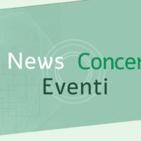news eventi e concerti