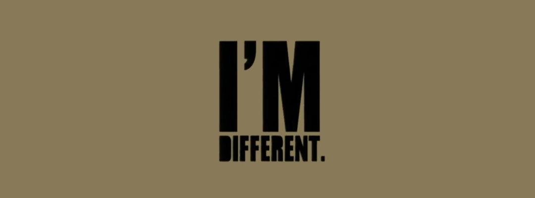I'm different Spot Mtv