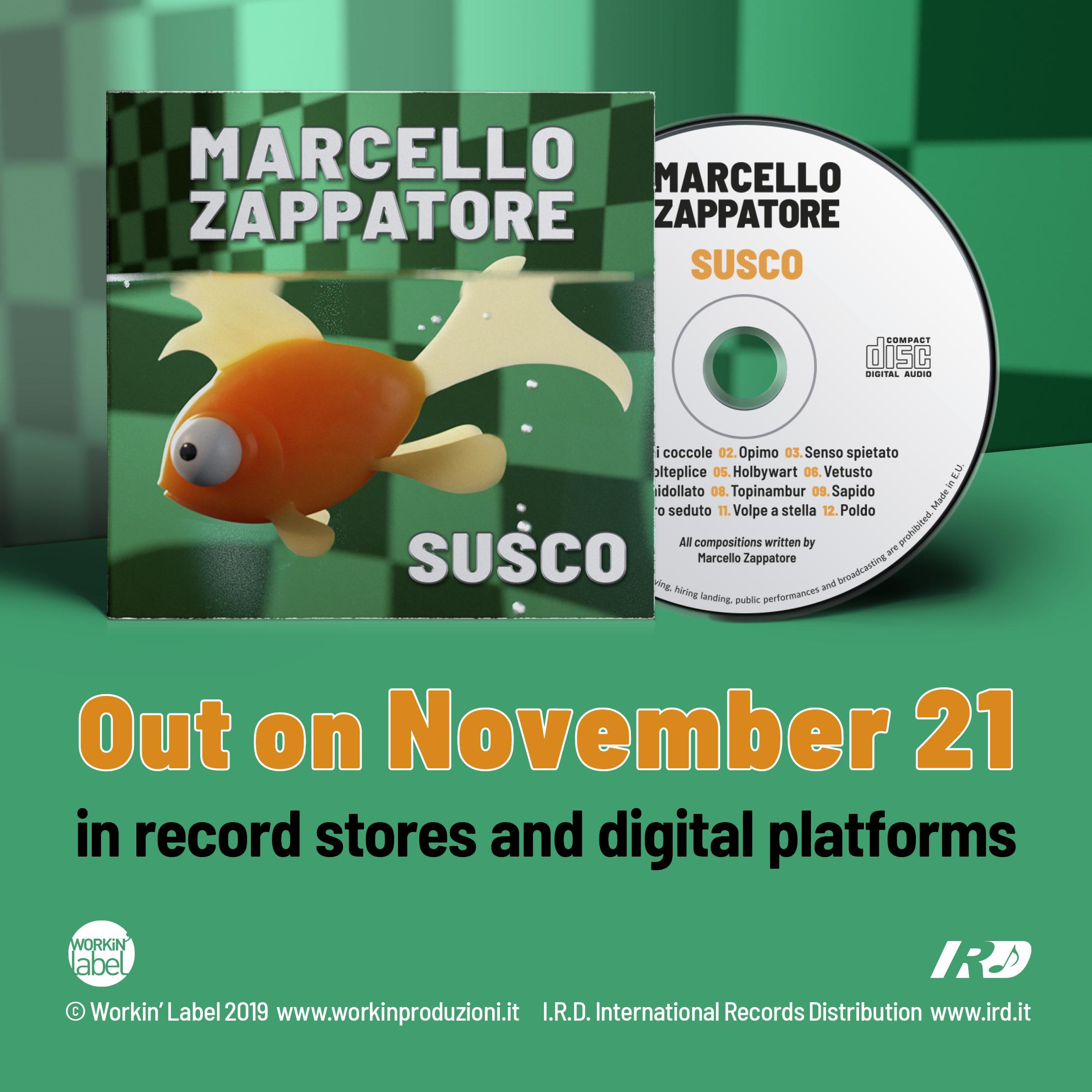 SUSCO Marcello Zappatore