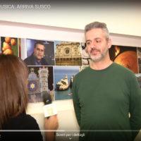 Marcello Zappatore su TELE RAMA