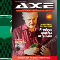 Axe Magazine intervista a Marcello Zappatore.